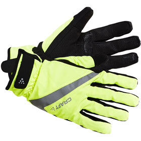 Craft Rain 2.0 Gloves Unisex flumino/black